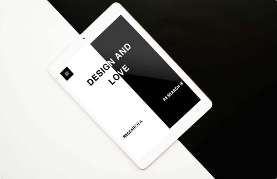 User Experience & Grafikdesign - Alexander Moser - webdesign - website - love and design - fh joanneum