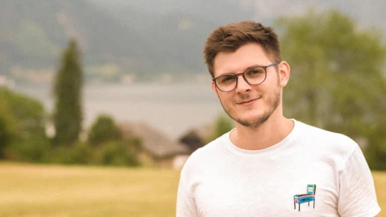 Alexander Moser UX Designer - User Experience & Grafik Designer Gmunden am Traunsee