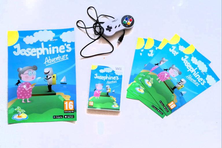 Game design Projekt FH Joanneum - Josephines Adventure Ei Hawaii - Alexander Moser