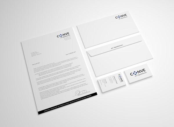 Alexander Moser - Conve Print material
